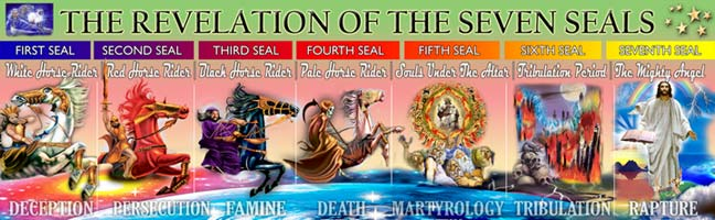 Image result for revelation seven